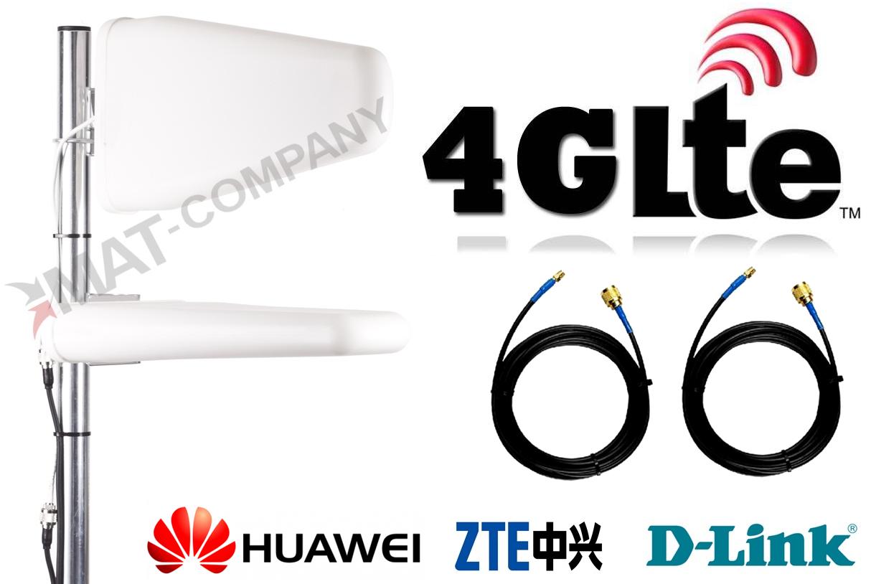 LTE Antenne 4G Antenna Verstärker Outdoor Telekom Huawei Speedport ...